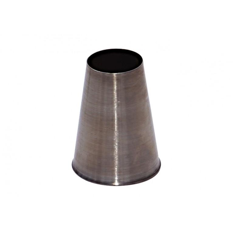 BOQUILLA INOX - REDONDA  Ø 1,4CM