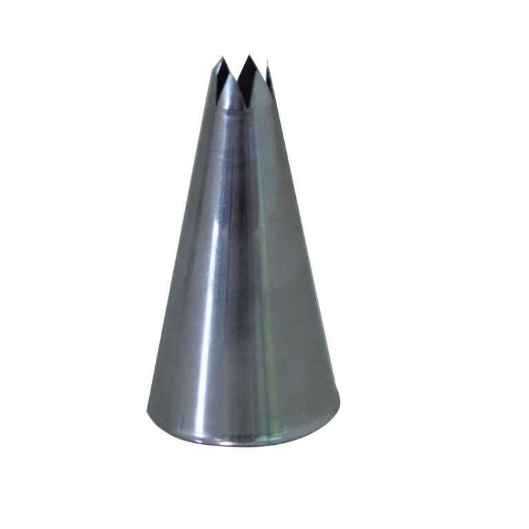 BOQUILLA INOX - DENTADA - A5 - Ø0,2CM