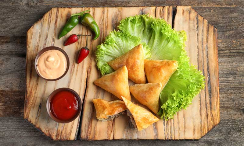 Cocina Thailandesa