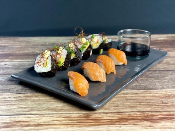 19:00 - Cocina Japonesa